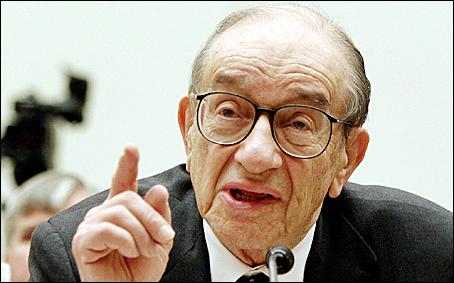 Image result for Alan Greenspan, photos