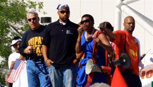 Miami crowd