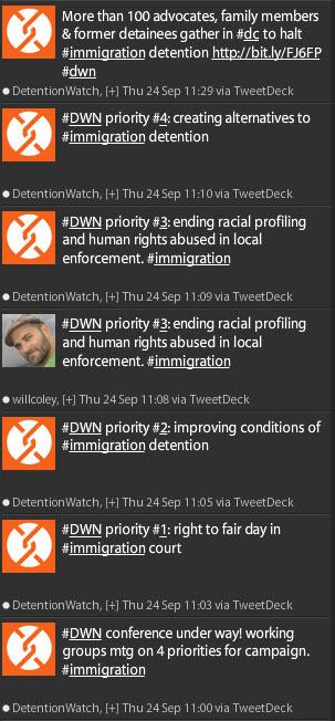DWN updates
